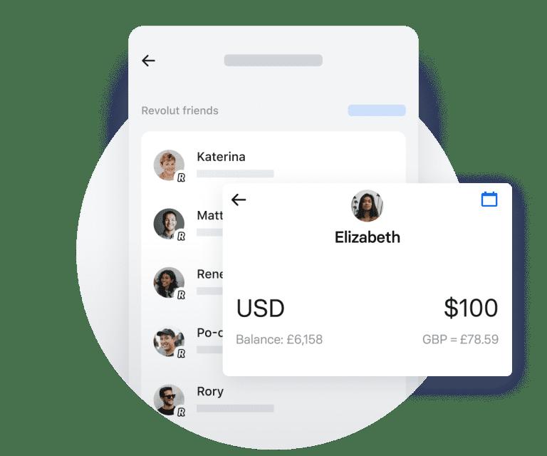 revolut pénzküldés