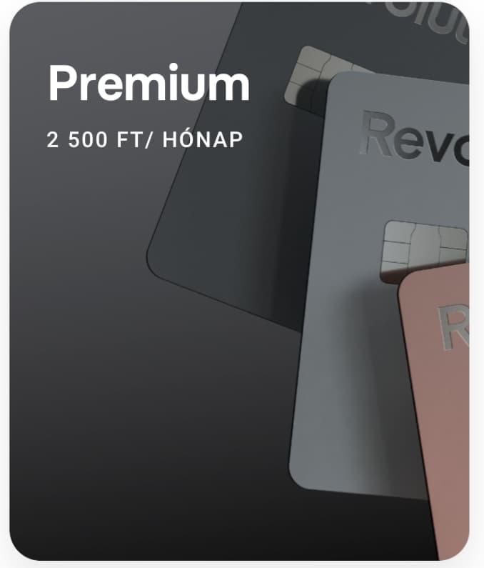 revolut premium csomag